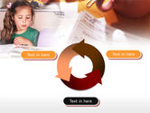 Teaching Visually Impaired Children PowerPoint Template#9