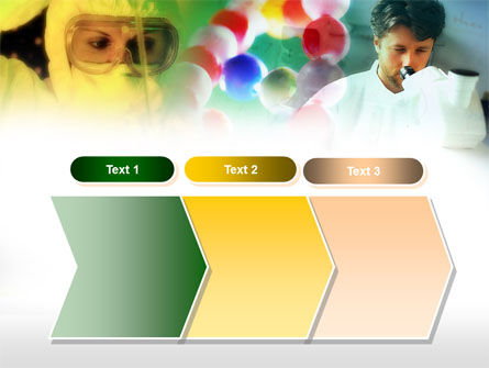 Laboratory of Chemistry PowerPoint Template Slide 16
