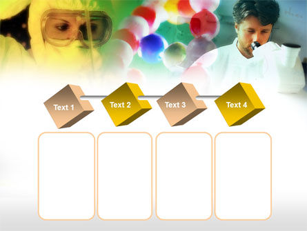 Laboratory of Chemistry PowerPoint Template Slide 18