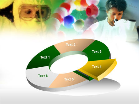 Laboratory of Chemistry PowerPoint Template Slide 19