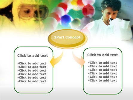 Laboratory of Chemistry PowerPoint Template Slide 4
