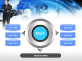 Global Business Calls PowerPoint Template#12