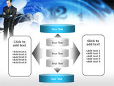 Global Business Calls PowerPoint Template#13