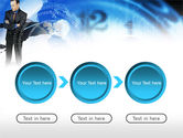 Global Business Calls PowerPoint Template#5