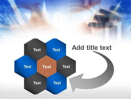 Surfing Internet PowerPoint Template Slide 11
