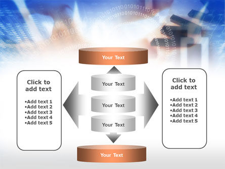 Surfing Internet PowerPoint Template Slide 13