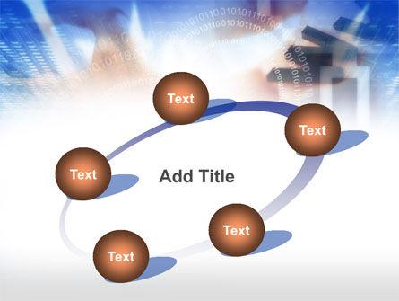 Surfing Internet PowerPoint Template Slide 14