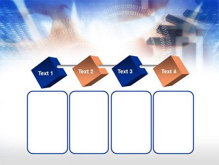 Surfing Internet PowerPoint Template Slide 18
