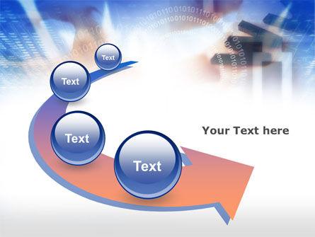 Surfing Internet PowerPoint Template Slide 6