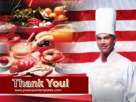 Chef PowerPoint Template Slide 20