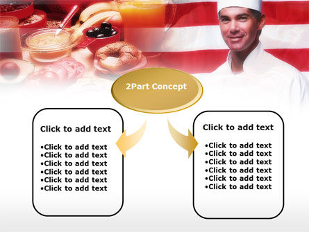 Chef PowerPoint Template, Slide 4, 00635, Food & Beverage — PoweredTemplate.com