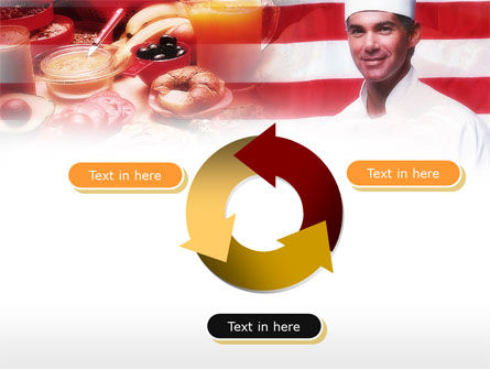 Chef PowerPoint Template Slide 9
