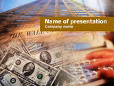 Accounting Data PowerPoint Template#1