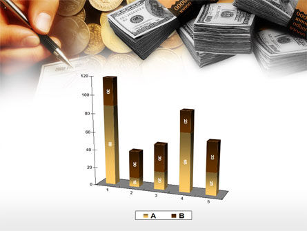 Financial Accountancy PowerPoint Template Slide 17
