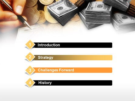 Financial Accountancy PowerPoint Template Slide 3