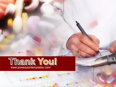Medical Prescription PowerPoint Template Slide 20