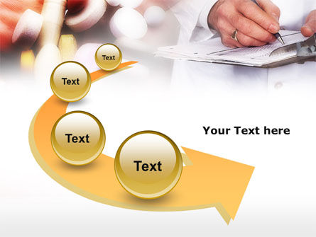 Medical Prescription PowerPoint Template Slide 6