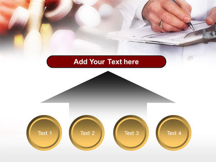 Medical Prescription PowerPoint Template Slide 8