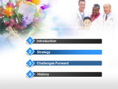 Patient's Care PowerPoint Template#3