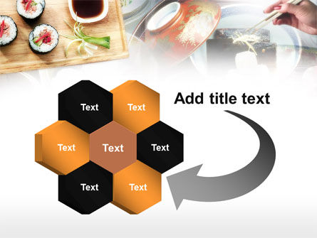 Sushi PowerPoint Template Slide 11