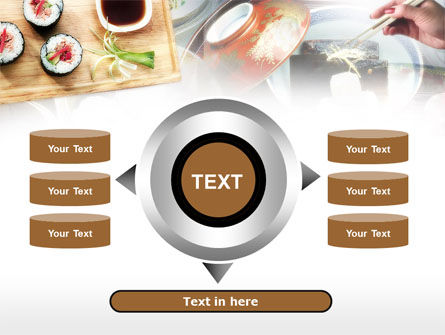 Sushi PowerPoint Template Slide 12