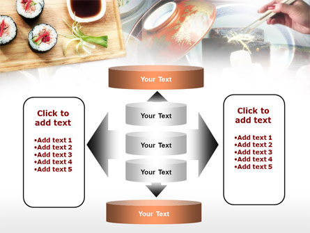 Sushi PowerPoint Template Slide 13