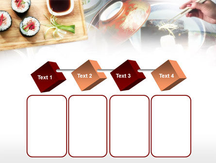 Sushi PowerPoint Template Slide 18