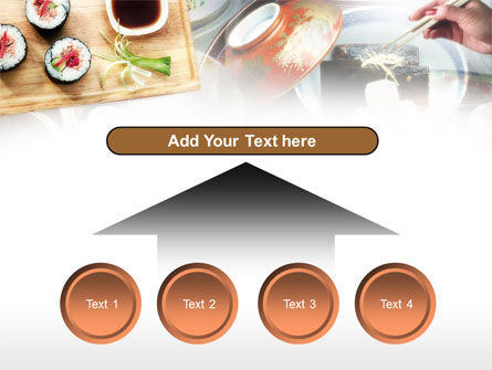 Sushi PowerPoint Template Slide 8