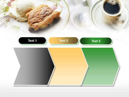 Piece of Pie PowerPoint Template Slide 16
