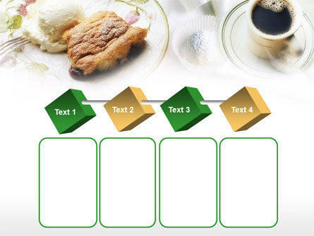 Piece of Pie PowerPoint Template Slide 18