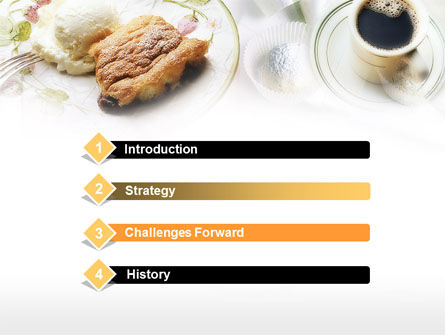 Piece of Pie PowerPoint Template, Slide 3, 00646, Food & Beverage — PoweredTemplate.com