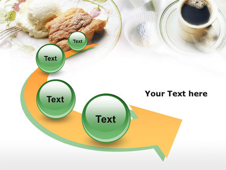 Piece of Pie PowerPoint Template Slide 6