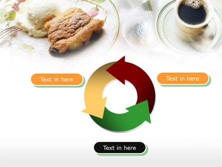 Piece of Pie PowerPoint Template Slide 9