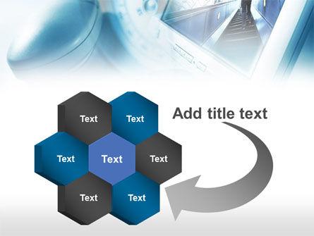 Computer Navigation PowerPoint Template Slide 11