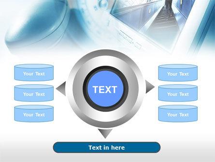 Computer Navigation PowerPoint Template Slide 12