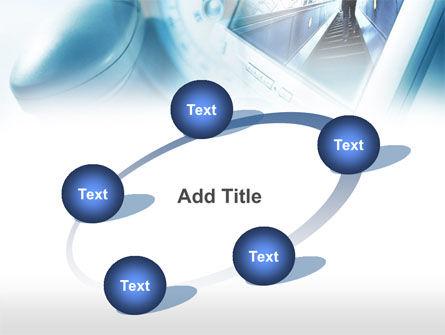 Computer Navigation PowerPoint Template Slide 14