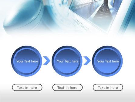 Computer Navigation PowerPoint Template Slide 5