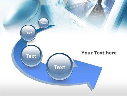 Computer Navigation PowerPoint Template Slide 6