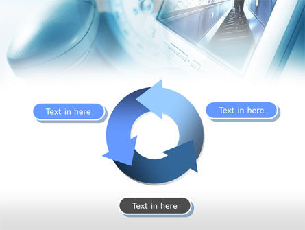 Computer Navigation PowerPoint Template Slide 9