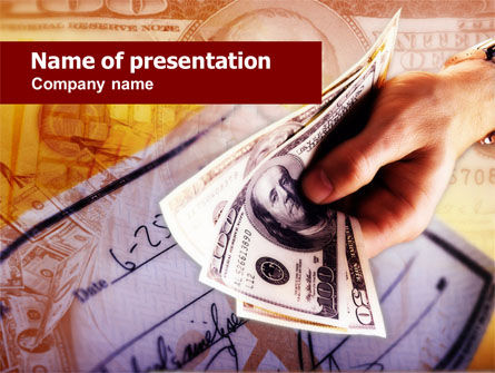 Payment PowerPoint Template