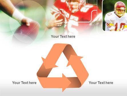 Super Bowl PowerPoint Template Slide 10