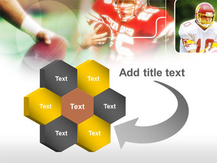 Super Bowl PowerPoint Template Slide 11
