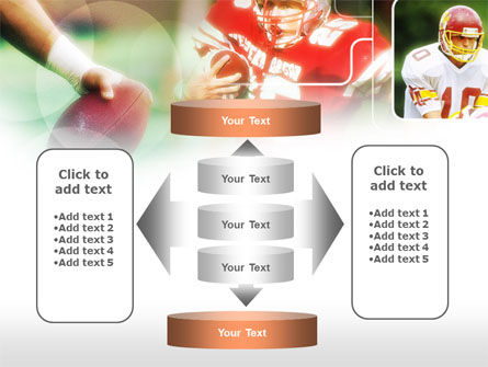 Super Bowl PowerPoint Template Slide 13