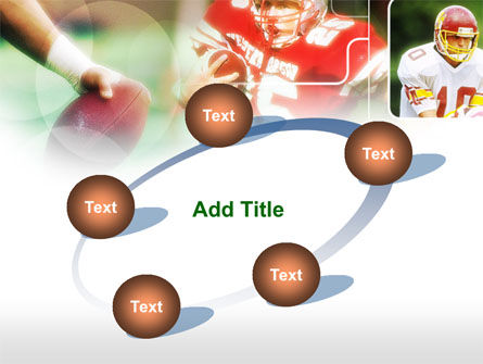 Super Bowl PowerPoint Template Slide 14