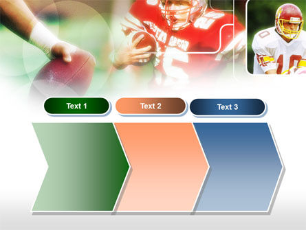 Super Bowl PowerPoint Template Slide 16
