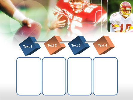 Super Bowl PowerPoint Template Slide 18