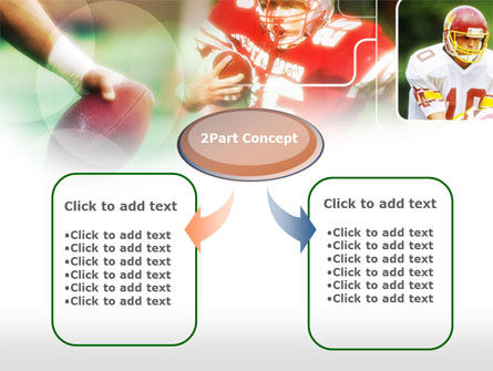 Super Bowl PowerPoint Template, Slide 4, 00654, Sports — PoweredTemplate.com
