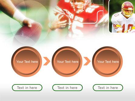 Super Bowl PowerPoint Template Slide 5