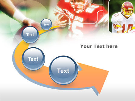 Super Bowl PowerPoint Template Slide 6