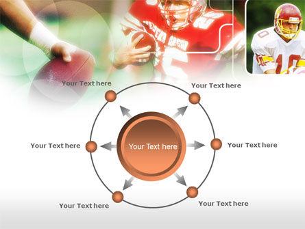 Super Bowl PowerPoint Template Slide 7